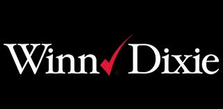 winn dixie logo black