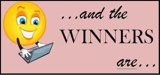 "The winners of the TWENTY ""Ima Coupon Freak"" T-shirts are….."