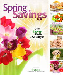 spring savings booklet 1