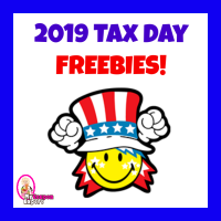 The Best Tax Day Freebies & Deals for 2019