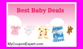 Baby Deals!  Gingersnap found us some more!!