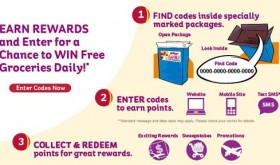 NEW Kellogg's Rewards Code!!
