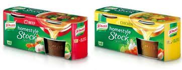 Publix FREEBIE!  Knorr Chicken, Beef or Veggie stock!!