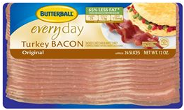 Butterball Turkey Bacon Only $0.29 at Walgreens Until 4/5