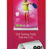 Free CVS Training Pants