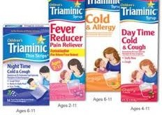 Children's Triaminic Thin Strips Only $.77 at Wal-Mart