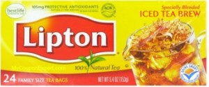 lipton tea 24 ct