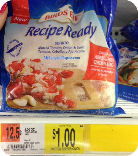 birds eye recipe ready walmart