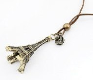 Eiffel Tower Necklace Only $0.93 Shipped