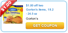 New printable coupons gorton 39 s colgate weight watchers for Gorton s fish coupons