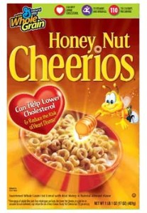 Honey nut cheerios coupon october 2018