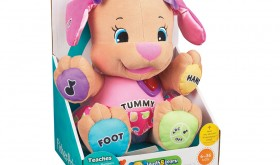 HOT TOY DEAL!!!  Laugh & Learn Puppy just $5.19 each at Target!!!