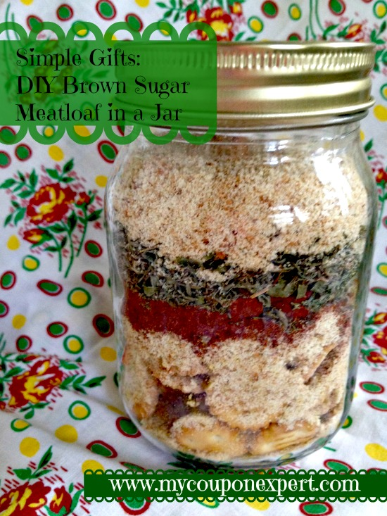 Simple Gifts: Brown Sugar Meatloaf in a Jar