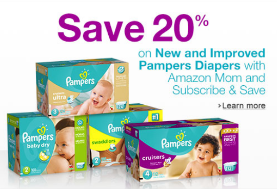 SERIOUS Diaper Deal, do NOT MISS THIS!!!