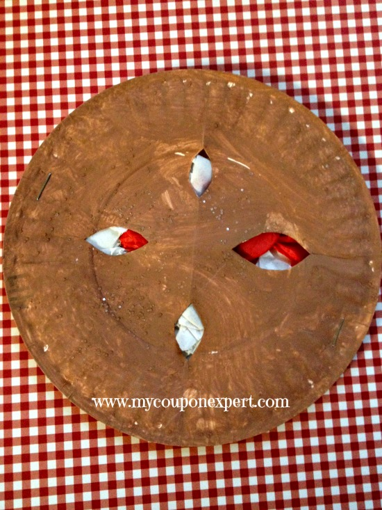 Frugal Kiddie Craft: DIY Scented Paper Plate Pie