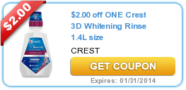 picture relating to Crest Coupons Printable known as Printable Crest Discount codes ·