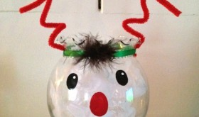 Last Minute Crafts: DIY Reindeer Treat Jar
