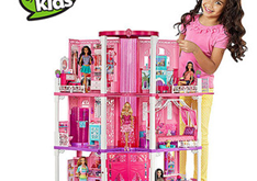The NEW Barbie Dream House: $127 (was $159.99)