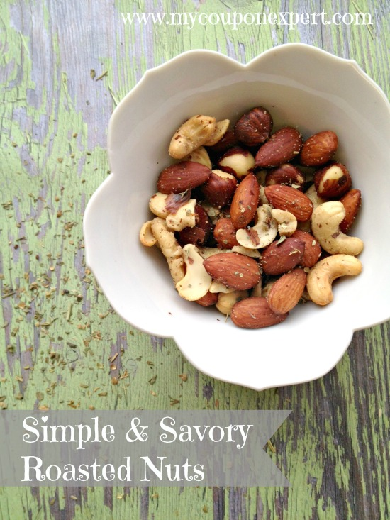 Holiday Treats: Simple and Savory Roasted Nuts - My Coupon Expert