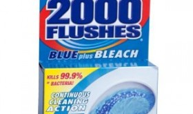 2000 Flushes Automatic Toilet Bowl Cleaner Only $0.25 at Publix Starting 8/28