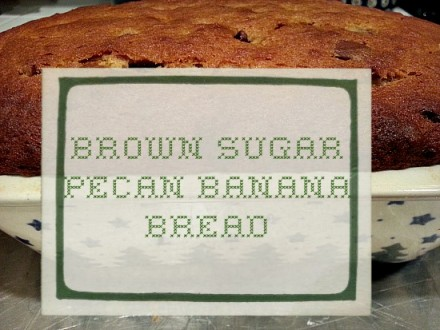 new banana bread recipe