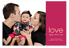 Free Personalized Valentine's Day Card