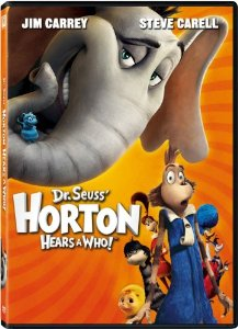 Horton Hears a Who DVD Only $4.99 – 67% Savings (Reg $14.98!!)
