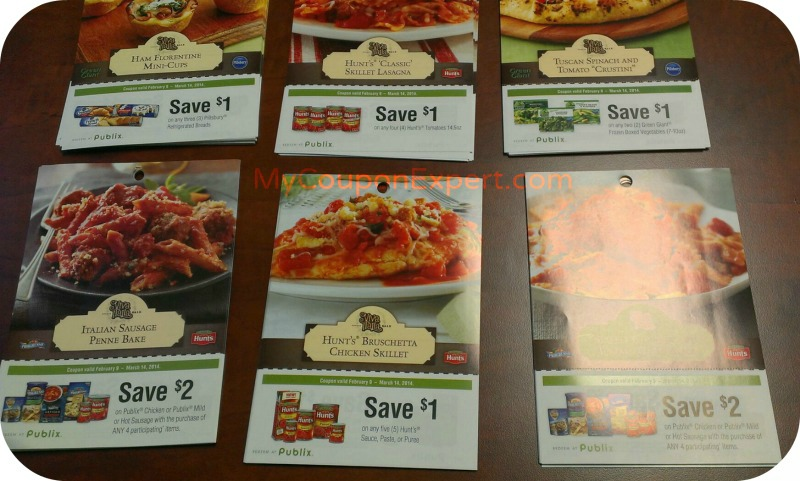NEW Viva Italia Coupons for the Upcoming Publix Sale!!!