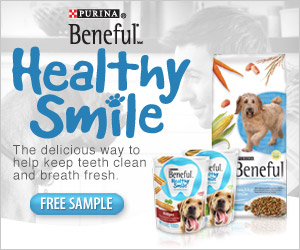 Free Sample of Beneful Healthy Smile