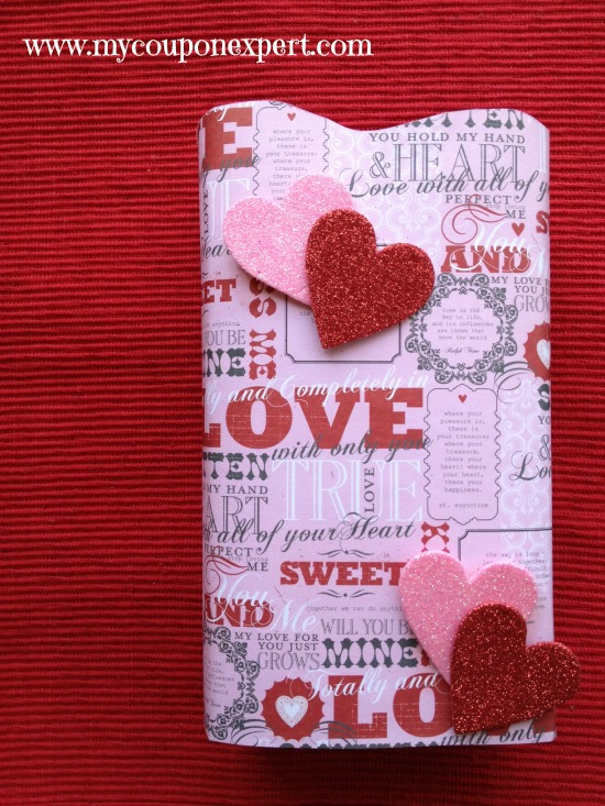 Thrifty Crafty Fun: DIY Valentine's Day Card Box