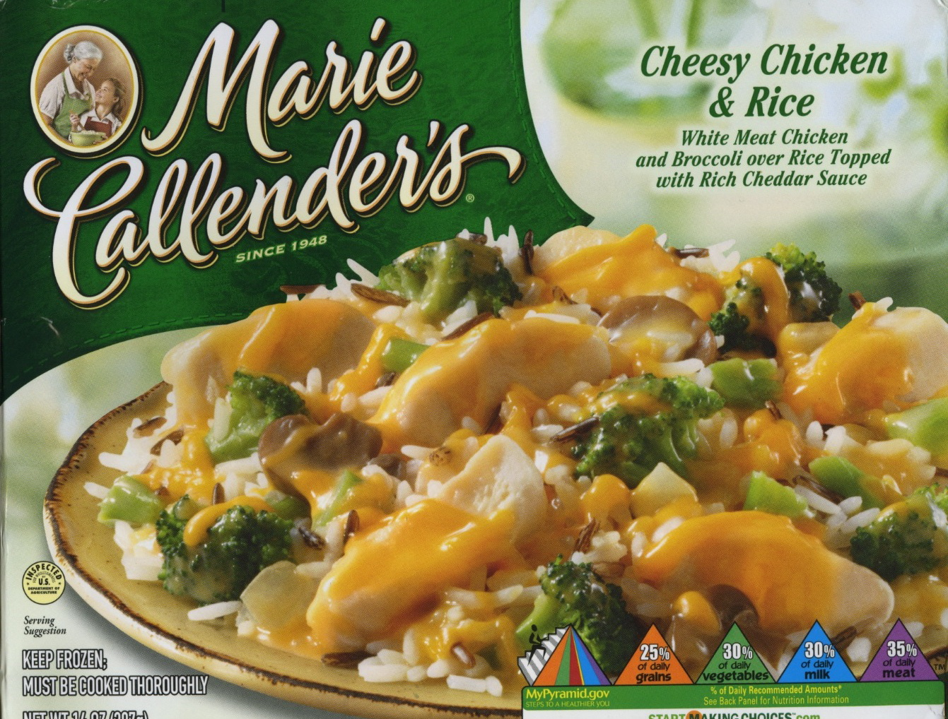 Coupons for banquet frozen dinners