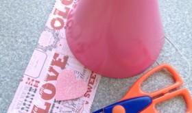 Last Minute Crafting: DIY Valentine's Day Gift Basket