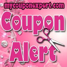 coupon alert mce