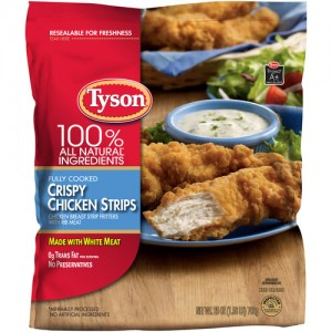 Tyson Chicken Products Only 2 00 At Publix Starting 3 6