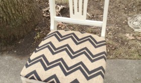 Easy Spring Upcycle: How to Repurpose an Old Chair