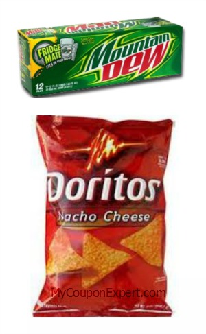huge mt dew and dorito s deal at publix starting 5 15 get your