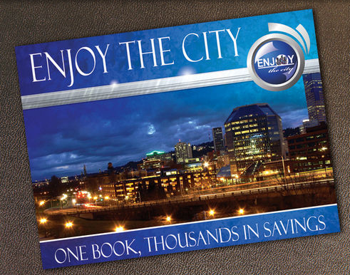 enjoy the city book plain