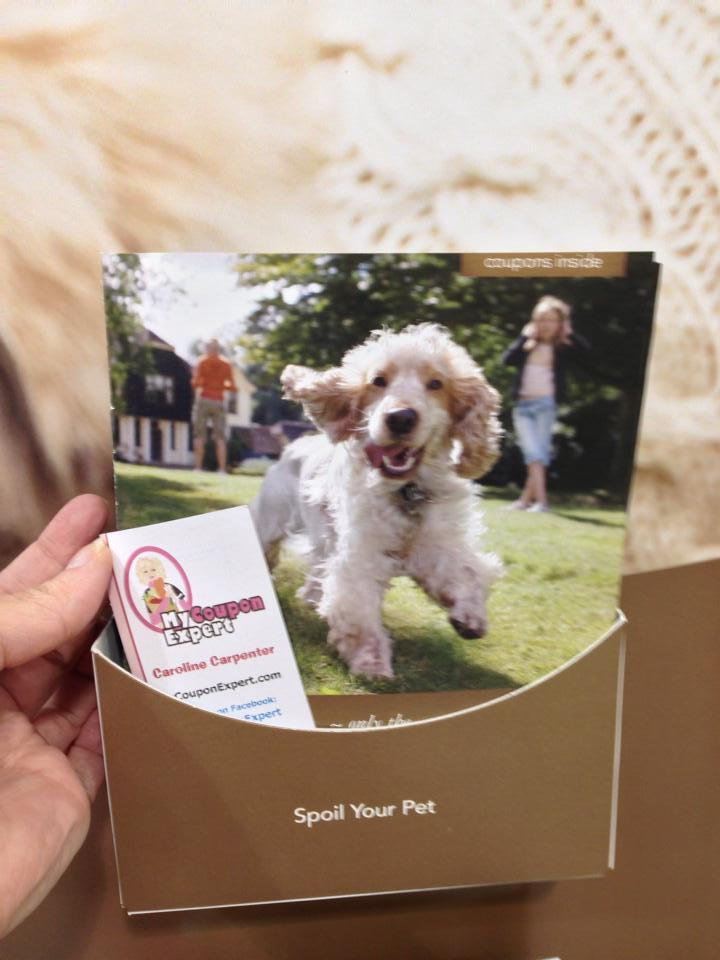 """New Publix Pet Coupon Book!  """"Only the BEST for your Best Friend"""""""