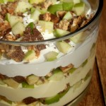 Apple-Snickers-Trifle