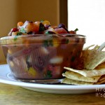 Fruit and Veggie Salsa