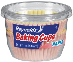 Reynolds baking cups
