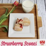 Strawberry-Scones-a-
