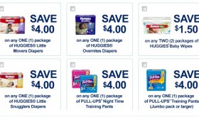 High Value HUGGIES Coupons!!  OH BOY!  Print now!