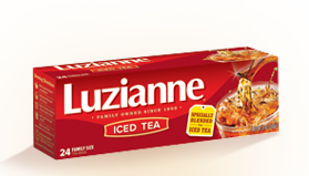 Luzianne Family Size Tea Bags Only $1.00 at Winn Dixie Starting 9/17