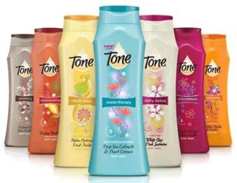 tone body wash multi
