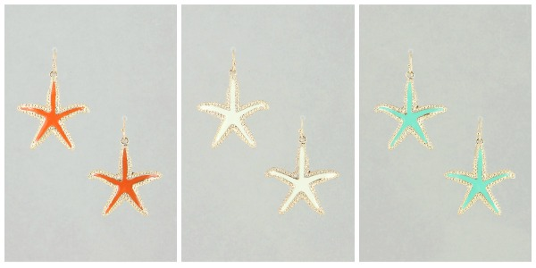 3203_Fun-Colored-Starfish-Earrings