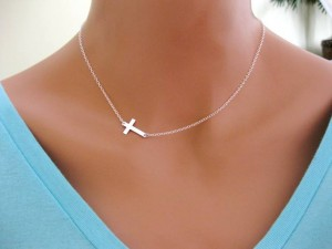 3427_Silver-Sideways-Cross-Necklace-