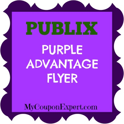Publix Purple Flyer Matchups January 26th – February 8th!