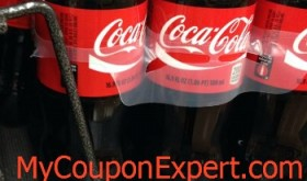 COKE 6 pack bottles just $1.00 per pack at Walmart with price match!!