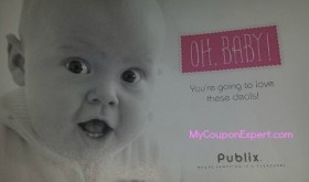 New Oh, Baby! Publix Coupon Booklet
